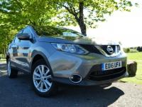 USED 2016 16 NISSAN QASHQAI 1.2 DIG-T Acenta (Tech Pack) 5dr Bluetooth Parking Assist FSH