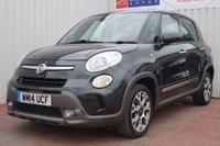 2014 FIAT 500L 1.4 TREKKING 5d 95 BHP £7995.00