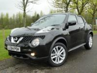 USED 2015 64 NISSAN JUKE 1.2 DIG-T Acenta Premium (s/s) 5dr Only 11,000 miles Bluetooth