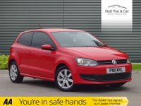 USED 2011 11 VOLKSWAGEN POLO 1.4 SE 3d 85 BHP FULL HISTORY, AIR CON, ALLOYS