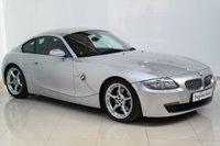 2006 BMW Z4 3.0 Z4 SI SPORT COUPE 2d 262 BHP £8250.00