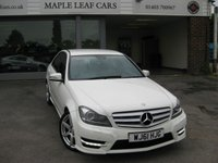 2011 MERCEDES-BENZ C CLASS 2.1 C220 CDI BLUEEFFICIENCY SPORT ED125 4d 170 BHP £SOLD