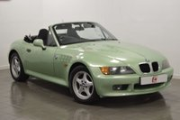 USED 1999 T BMW Z3 1.9 Z3 ROADSTER 2d 138 BHP RARE PALMETTO GREEN COLOUR + MASSIVE HISTORY FILE **INVESTMENT**