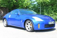 2006 NISSAN 350 Z 3.5 GT V6 3d 297 BHP £5990.00