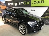 2009 BMW X5 3.0 XDRIVE30D M SPORT 5d AUTO 232 BHP £12795.00