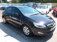2010 VAUXHALL ASTRA 1.6 EXCLUSIV 5d 113 BHP £5000.00