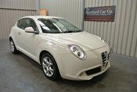 2013 ALFA ROMEO MITO 1.4 8V SPRINT 3d 78 BHP £4995.00
