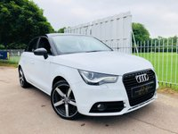 2013 AUDI A1 1.4 SPORTBACK TFSI AMPLIFIED EDITION 5d 121 BHP £12500.00