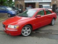 2006 VOLVO S60 2.5 T SE 4d 207 BHP £1995.00