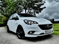 USED 2015 15 VAUXHALL CORSA 1.4 i Limited Edition 5dr £20 tax cruise & lots more
