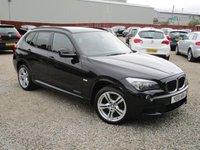 2011 BMW X1 2.0 XDRIVE20D M SPORT 5d 174 BHP £10995.00