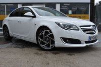 USED 2015 64 VAUXHALL INSIGNIA 2.0 LIMITED EDITION CDTI ECOFLEX S/S 5d 138 BHP THE CAR FINANCE SPECIALIST