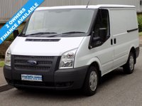 USED 2013 63 FORD TRANSIT 2.2 FWD 280 SWB LOW ROOF 100 BHP 6 SPEED