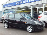 2008 FORD FIESTA 1.25 STYLE 16V 5dr £2995.00