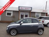 USED 2011 61 FIAT 500 1.2 POP 3DR  HATCHBACK 70 BHP+++£30 ROAD TAX PER YEAR +++WORLD CUP SALE NOW ON+++