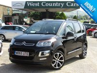 USED 2016 65 CITROEN C3 PICASSO 1.6 BLUEHDI PLATINUM PICASSO 5d 98 BHP Only 1 Owner From New
