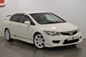 2007 HONDA CIVIC 2.0 TYPE-R FD2 4 DOOR SALOON 225 BHP £15995.00