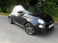 2013 FIAT 500 1.2 S 3d 69 BHP £6895.00