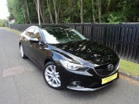 2015 MAZDA 6 2.2 D SPORT NAV 4d 148 BHP £13988.00