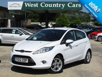 USED 2012 12 FORD FIESTA 1.2 ZETEC 5d 81 BHP Low Insurance And Running Costs