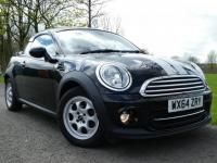 USED 2014 64 MINI COUPE 1.6 Cooper 2dr Amazing value. 1 owner FSH