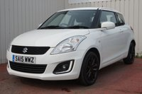 USED 2015 15 SUZUKI SWIFT 1.2 SZ3 3d 94 BHP £30 PER YEAR ROAD TAX