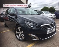 USED 2015 64 PEUGEOT 308 1.6 HDI S/S SW ALLURE 5d 115 BHP