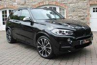 2017 BMW X5 3.0 M50D 5d AUTO 376 BHP £50950.00