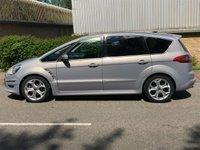 2011 FORD S-MAX 2.0 TITANIUM X SPORT TDCI 5d 161 BHP £11995.00