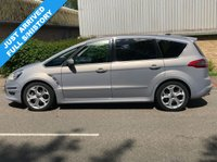 USED 2011 61 FORD S-MAX 2.0 TITANIUM X SPORT TDCI 5d 161 BHP Over £3000 of Factory Options, Full Service History