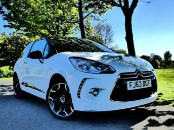 2013 CITROEN DS3 1.6 e-HDi Airdream DStyle Plus 3dr £6595.00