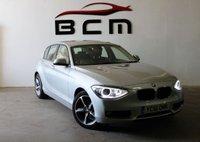 2011 BMW 1 SERIES 2.0 120D SE 5d 181 BHP £7285.00