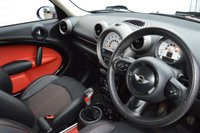 USED 2012 62 MINI COUNTRYMAN 1.6 COOPER D ALL4 5d 112 BHP FREE WARRANTY, CHEAP CAR WITH LOW MILEAGE