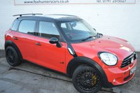2012 MINI COUNTRYMAN 1.6 COOPER D ALL4 5d 112 BHP £7461.00