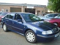 2001 SKODA OCTAVIA 1.6 AMBIENTE 5d 102 BHP £995.00