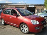 2007 KIA CARENS 2.0 LS CRDI 5d AUTO 139 BHP £2495.00