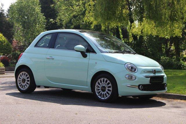 2015 65 FIAT 500 0.9 TWINAIR LOUNGE 3d 105 BHP