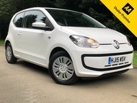 2015 VOLKSWAGEN UP 1.0 MOVE UP 3d 59 BHP £5490.00
