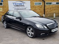 2009 MERCEDES-BENZ E CLASS 3.0 E350 CDI BLUEEFFICIENCY AVANTGARDE 4d AUTO 231 BHP £8684.00