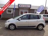 USED 2010 10 RENAULT SCENIC 1.5 EXPRESSION DCI 5DR DIESEL 105 BHP ++++SUMMER SALE NOW ON+++