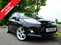USED 2010 10 FORD FIESTA 1.6 Zetec S 3dr Oh yes! its a Zetec S