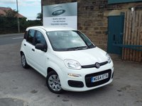 USED 2015 64 FIAT PANDA 1.2 MULTIJET POP 5d 75 BHP ONE Owner FULL Fiat Service History