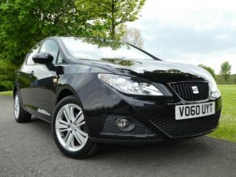 2010 SEAT IBIZA 1.4 16v Good Stuff 5dr £4095.00