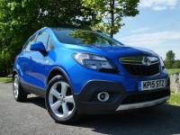 USED 2015 15 VAUXHALL MOKKA 1.7 CDTi ecoFLEX 16v Exclusiv FWD (s/s) 5dr Immaculate! Blutooth & FSH