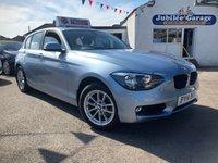 2014 BMW 1 SERIES 2.0 116D SE 5d 114 BHP £SOLD