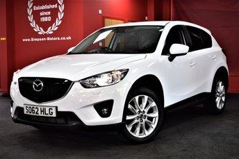 2013 MAZDA CX-5 2.2 D SPORT 5d 148 BHP £9995.00