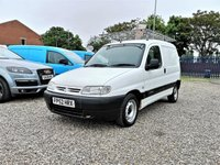 2002 CITROEN BERLINGO