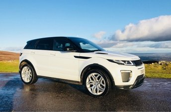 2015 LAND ROVER RANGE ROVER EVOQUE 2.0 TD4 HSE DYNAMIC AWD 5DR £29995.00