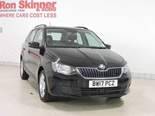 View our 2017 17 SKODA FABIA 1.4 SE TDI 5d 89 BHP