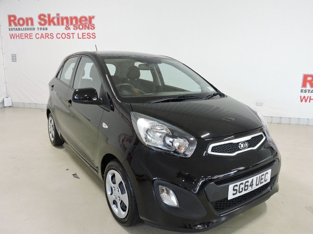 View our 2015 64 KIA PICANTO 1.0 1 AIR 5d 68 BHP